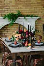 Fall Table Scapes Gorgeous Dining Table Fall Decor Ideas For Every Special Day In