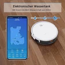 Máy hút bụi lau nhà Probot Tesvor 990 Google Alexa Phiên Bản Tiếng Anh Màu  Trắng, giá chỉ 8,500,000đ! Mua ngay kẻo hết!