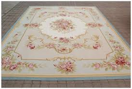image of blue aubusson rug meze blog decorate french country rugs