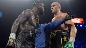 Tyson Fury vs Deontay Wilder 3: George ...