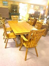maple dining set maple dining table and chairs maple dining room chairs used dining set with