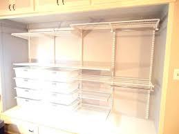 exquisite build closet organizer