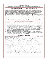 Cover Letter Resume Sample For Office Manager Samples Examples