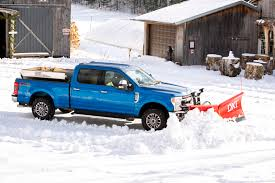 Led Strobe Light Kits For Plow Trucks Ford Plowing Ahead This Winter With New Kit For Superduty