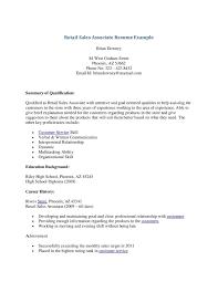 Retail Resume Download Retail Sales Resume Template Resume Samples