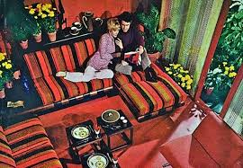 Small Picture These zany interior design pictures prove that no decade was more