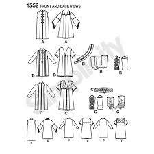 Mens Tunic Pattern Custom Design