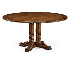 60 French Round Country Dining Table