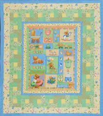 Panel Quilt Patterns Delectable Panel Quilt Projects AllPeopleQuilt