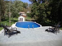 semi inground pool ideas. Semi-Inground Pools Semi Inground Pool Ideas
