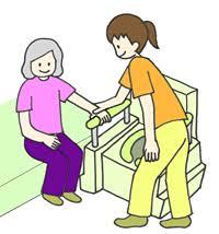 「高齢者 ポータブルトイレ」の画像検索結果