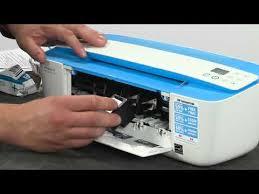 Bagi yang masih belum terlalu mengetahui tentang cara reset printer hp 1515, berikut ini beberapa langkah yang bisa kamu lakukan agar printer dapat berjalan kembali. Installing Ink In The Hp Deskjet 3700 Printer Series Hp Printers Hp Golectures Online Lectures