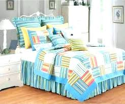 sea themed bedding beach house quilts coastal bedroom bedspreads sets sea themed bedding