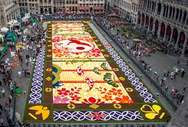 carpet of flowers mtg. carpet of flowers 2016brussels flower 2016 coach tours trips door2tour mtg