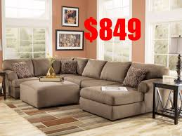 Adhley Furniture ashley furniture brody mocha sectional youtube 3826 by uwakikaiketsu.us