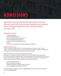 law schools letter of recommendation 2012 13 j d admissions brochure by the george washington university