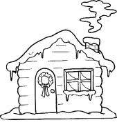 christmas house coloring pages. Delighful Christmas Christmas_house_coloring_page_75gif  With Christmas House Coloring Pages E