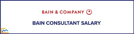 bain consultant salary the consulting
