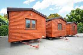 Mobile Home with Two Bedrooms, Mobile Home for Campings