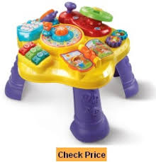 VTech Magic Star Learning Table Best Toys and Gifts for 1 Year 2 old Boys Girls - Toyathlon