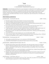 Portfolio Manager Resume Commercial Real Estate Portfolio Manager