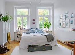 A peaceful bedroom spotted on La Maison D'Anna G.