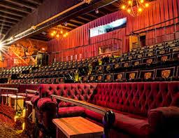 Fonda Theater Seating Chart Balcony The Fonda Theatre In Los Angeles California Unique Venues