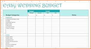 wedding spreadsheet 8 sample wedding budget spreadsheet costs spreadsheet
