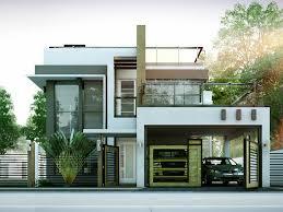 modern 2 y house designs idea plan easy