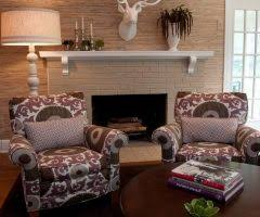 refinish brick fireplace family room san francisco with furniture