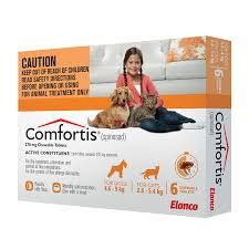 comfortis for dogs reviews. Contemporary Dogs Elanco Comfortis Orange For Dogs 181  27kg Reviews  ProductReviewcomau With For M