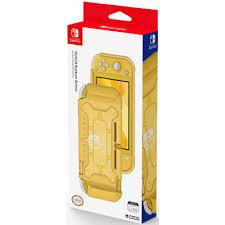 <b>Защитный корпус HORI</b> Hybrid System Armor для NS Lite (Yellow)
