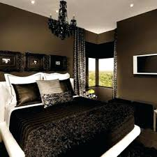 dark master bedroom color ideas. Stunning Penthouse Apartment In Phoenix Bedroom Black Bedrooms Brown And White Color Scheme Perfect Blend Dark Master Ideas I