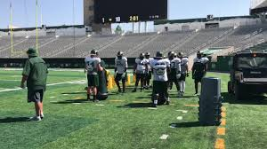 Colorado State Rams Football Using 2nd Scrimmage To Set Depth Chart