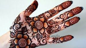 Front Hand Mehndi Design Simple Latest Mehandi Designs Images For Hands Wallpapers Front