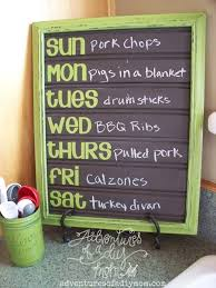 chalkboard on kitchen 11