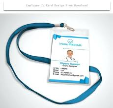 Photo Id Template Free Download Id Card Template For Kids Mediaschool Info