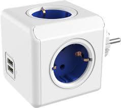 Сетевой <b>разветвитель Allocacoc PowerCube Original</b> White ...
