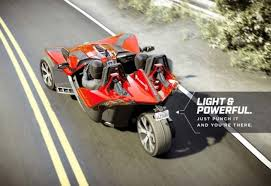 new car launches for 2014AllNew Polaris Slingshot 3 Wheel Car Launches For 20000