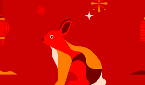 The 12 chinese new year animals: Year Of The Rabbit Fortune And Personality Chinese Zodiac