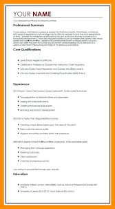Resume Personal Statement Inspiration 5923 Resume Personal Statement On Example With 24 Creative Photos
