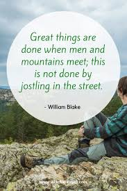 Quotes About Mountains Stunning 48 Inspiring And Funny Mountain Quotes 48Challenges