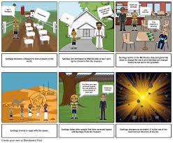 alchemist story the alchemist storyboard by m ant a short love  the alchemist storyboard by m ant