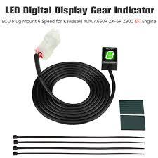 digital gear indicator shift lever