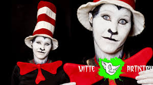 cat in the hat makeup tutorial in 4k witte artistry you