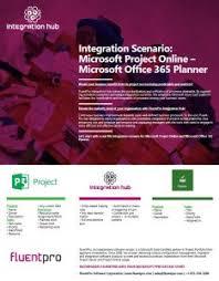 online office planner. Integration Scenario: Microsoft Office 365 Planner + Project Online I