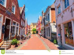Maybe you would like to learn more about one of these? Old Town Of Leer Ostfriesland Germany Editorial Photography Image Of Buildings Street 119289202