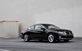 honda accord coupe 2014 black. Wonderful Black 2013 Honda Accord EX Coupe First Test To 2014 Black U