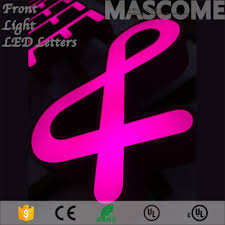 Channel Letter Material Channel Letter Material Suppliers And