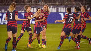US Soccer eyes USMNT, USWNT joint talks ...